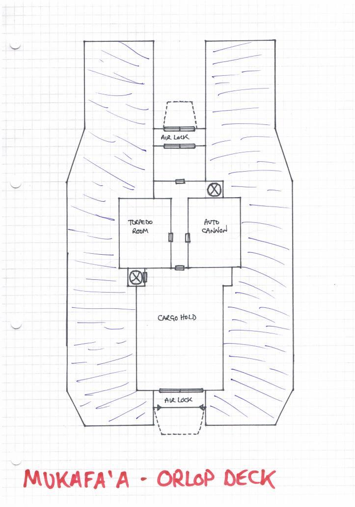 Mukafa'a Orlop Deck