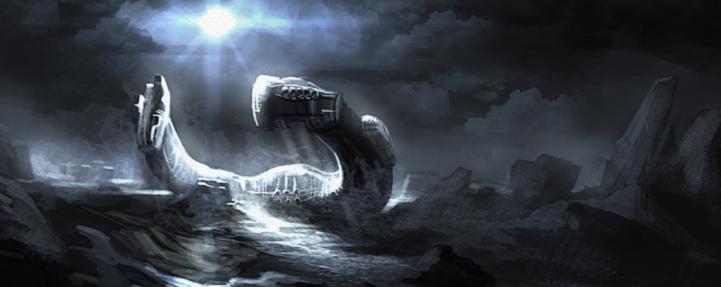 Derelict Ship#1
