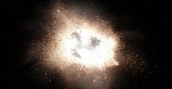Borg Explode#1
