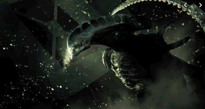Alien Image #1a